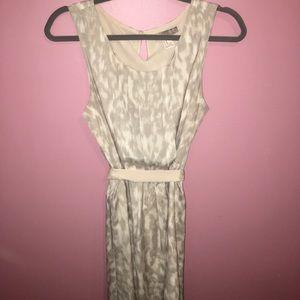 Cream Forever 21 Dress!!